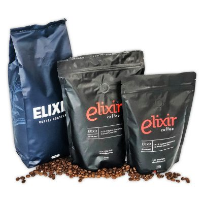 Elixir Coffee Beans
